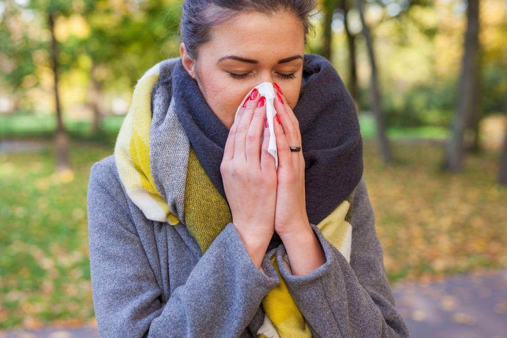 Siitepöly Allergia